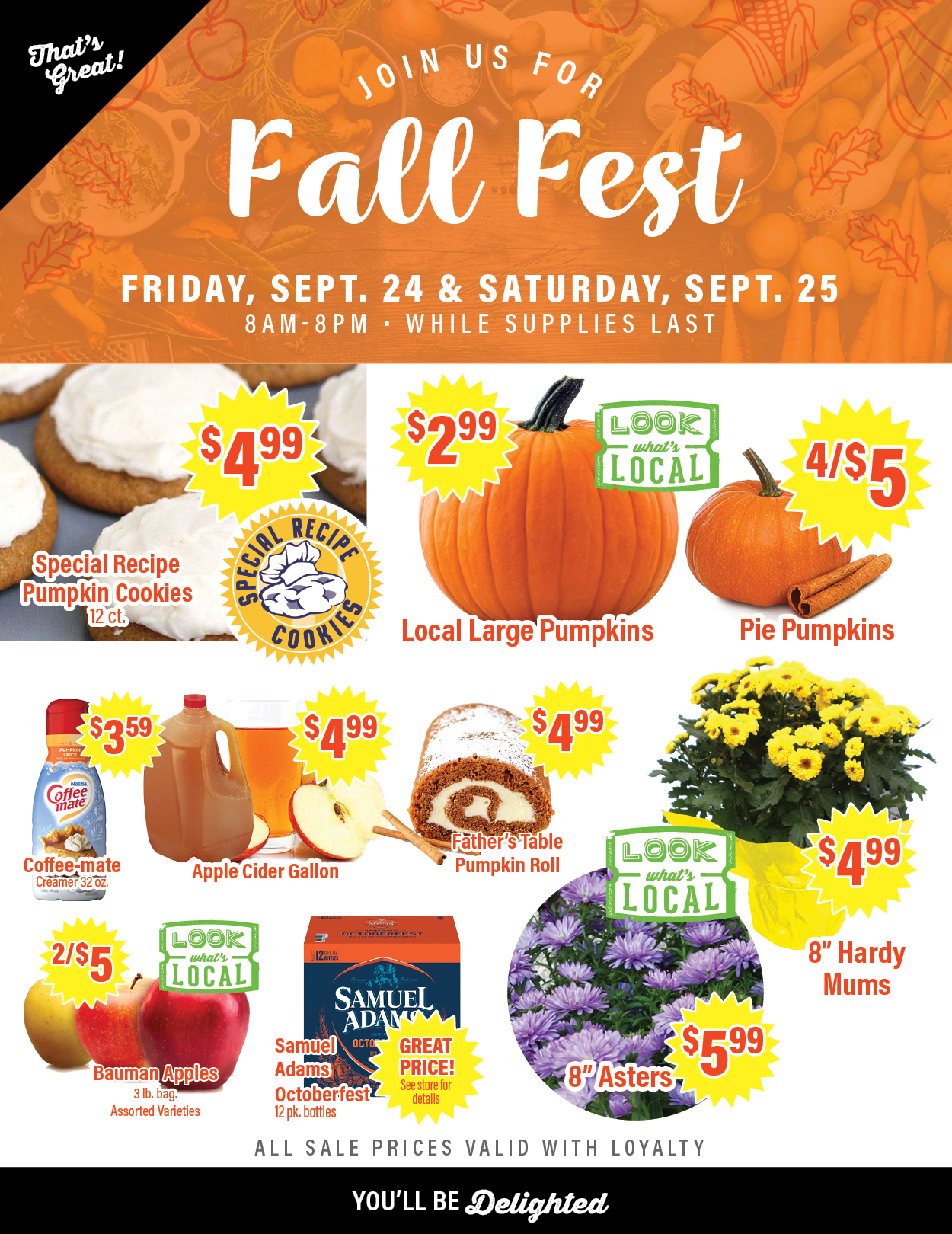 Join us for Fall Fest